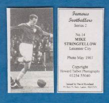 Leicester City Mike Stringfellow 14
